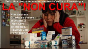 """Fibromialgia, la Passività e i Farmaci come """"cura"""""""