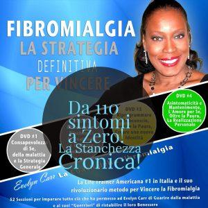 Fibromialgia: Sono andata da 110 Sintomi a Zero ed in perfetta salute! Evelyn Carr – Life Trainer