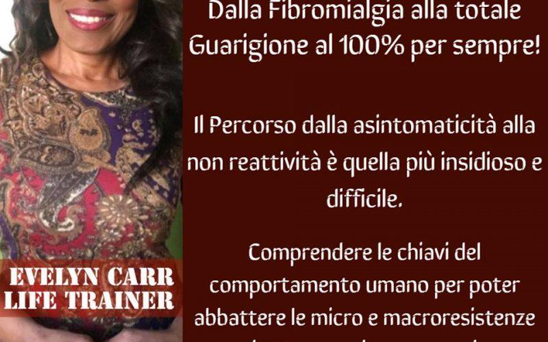 Fibromialgia Masterclass: dall'asintomaticità alla totale Guarigione